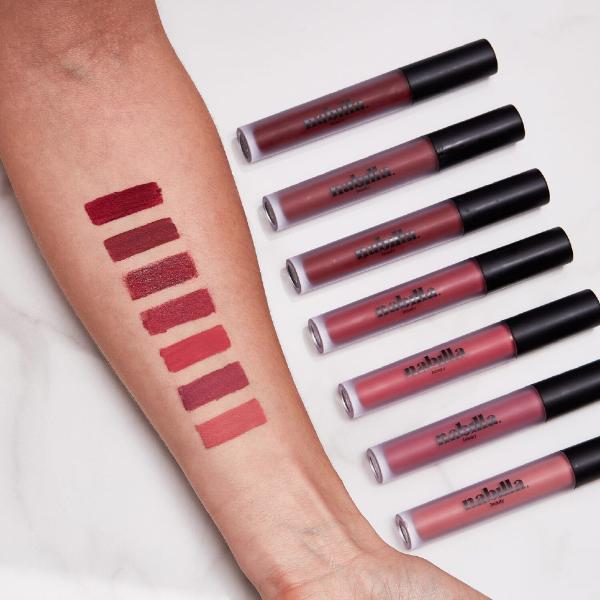 1 lipstick + 1 bombe de bain oriental mystery